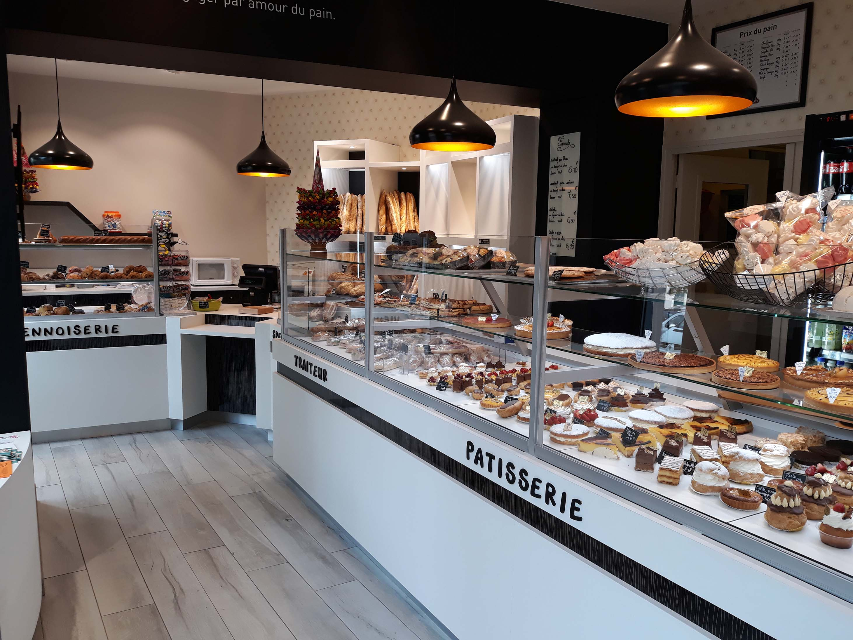 ramnagement intrieur boulangerie 69 lyon
